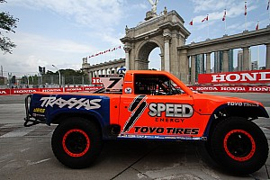 Offroad Breaking news Stadium Super Trucks moves Las Vegas date