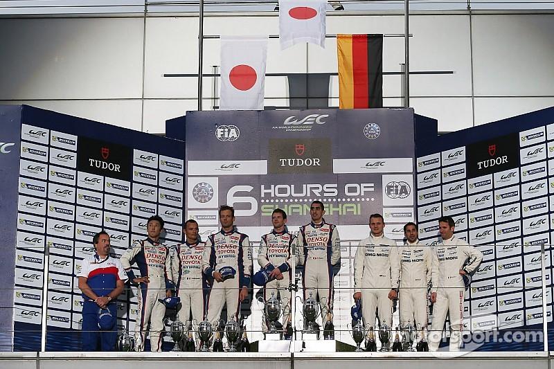 Toyota Racing dominates in China