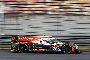 WEC Race report Shining victory in Shanghai for the G-Drive Racing Ligier JS P2