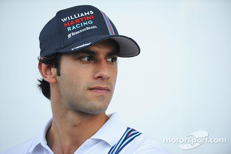 Sauber announces Felipe Nasr as second driver for 2015 Felipe Nasr