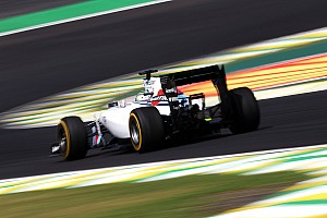 Massa qualified third and Bottas fourth for tomorrow's Brazilian GP