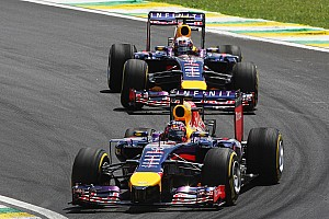 Ricciardo retires after 9 laps and Vettel is 6th in Brazilian GP