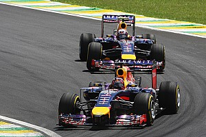 Red Bull puzzled by Ricciardo suspension failure