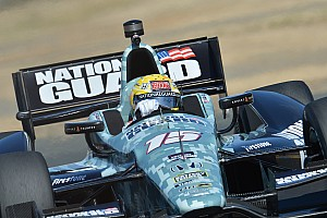 IndyCar Testing report IndyCar season starts early for Rahal-Letterman