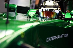 Kobayashi's teammate unclear for Caterham return