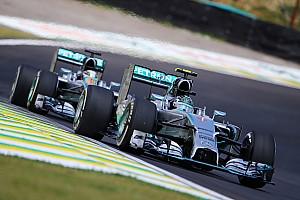 Mercedes not preparing 'Hamilton' or 'Rosberg' title t-shirts