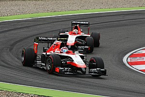 Marussia fails in 11th hour attempt to make Abu Dhabi