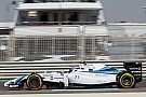Williams sees progress towards end of Friday practice at Yas Marina