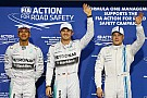 Rosberg takes the fight to Hamilton with Abu Dhabi pole