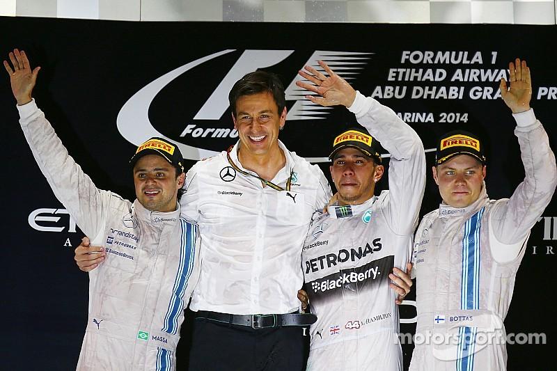 Abu Dhabi GP race results: Hamilton wins the race and the championship