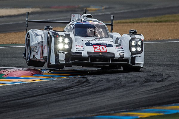 Porsche confirms third car for Le Mans