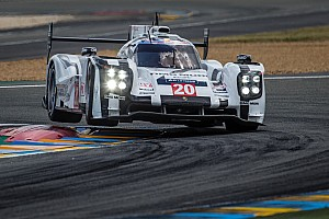 Le Mans Breaking news Porsche confirms third car for Le Mans