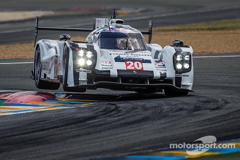 Porsche confirms third car for Le Mans