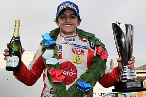 Pietro Fittipaldi gets Euro F3 test with Fortec Motorsport