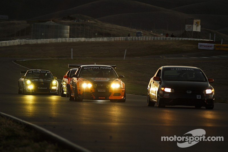 Six hours remain at Thunderhill