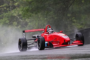 Other open wheel Testing report Drivers satisfied with improved NOLA Motorsports Park track