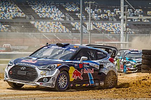 World Rallycross Breaking news Rhys Millen: Hyundai withdraws from motorsports in the U.S.