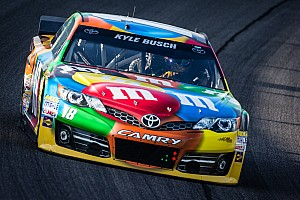 NASCAR Sprint Cup Breaking news Kyle Busch undergoes successful foot surgery