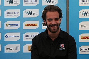 Formula E Qualifying report Vergne takes pole in Formula E debut