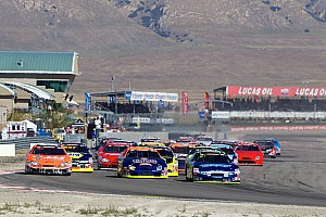 NASCAR Breaking news NASCAR sets K&N Pro Series schedule for 2015