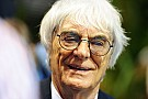 Ecclestone pokes fun at jail threat in Xmas card