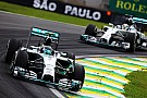 Mercedes rivals can develop engines in-season - reports