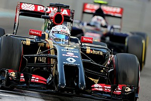 Formula 1 Breaking news 2014 even worse than 'nutcase' 2012 - Grosjean