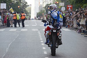 Action Begins in Argentina as 2015 Dakar Kicks Off