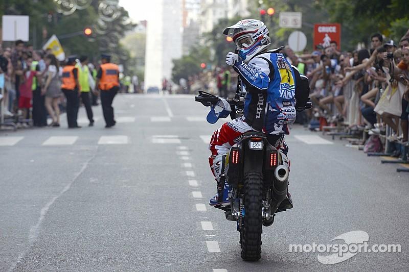 Action Begins in Argentina as 2015 Dakar Kicks Off
