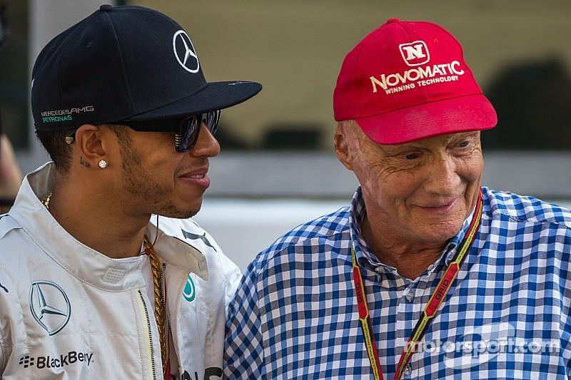 New Hamilton contract 'will happen' - Lauda