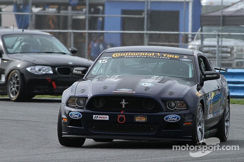 SCC finishes three-day test at Daytona