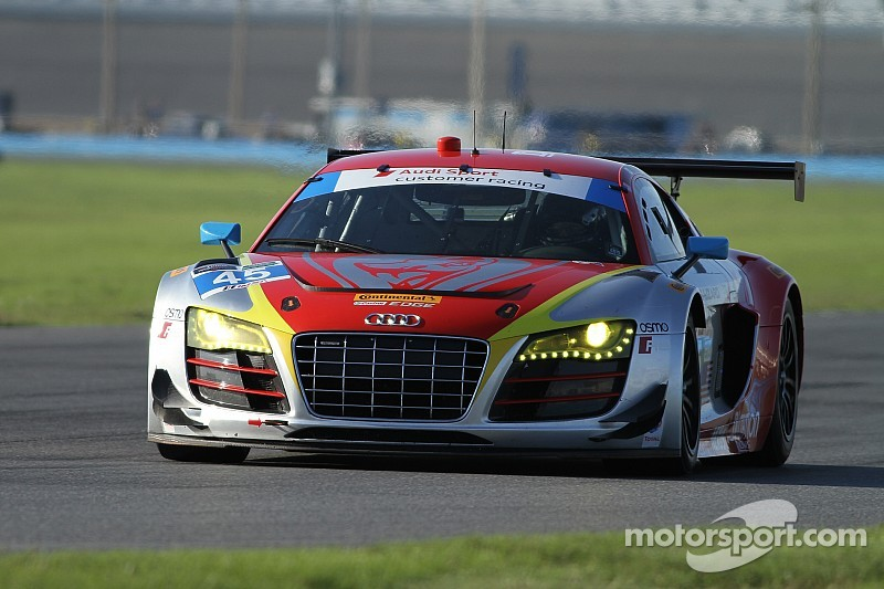 Flying Lizard completes successful test at the Roar before 24
