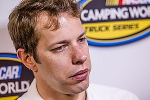 Brad Keselowski introduces his 2015 truck lineup