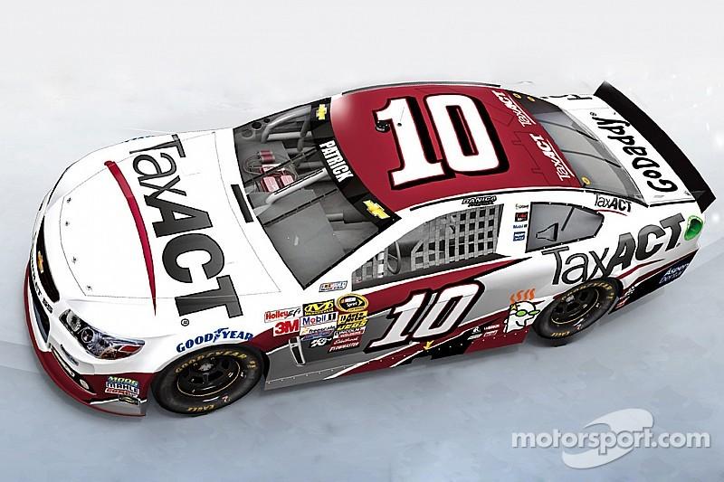 Danica delivers TaxAct for Daytona