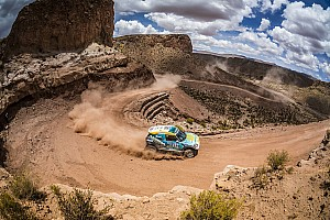 2015 Dakar Rally: Stage 11 results