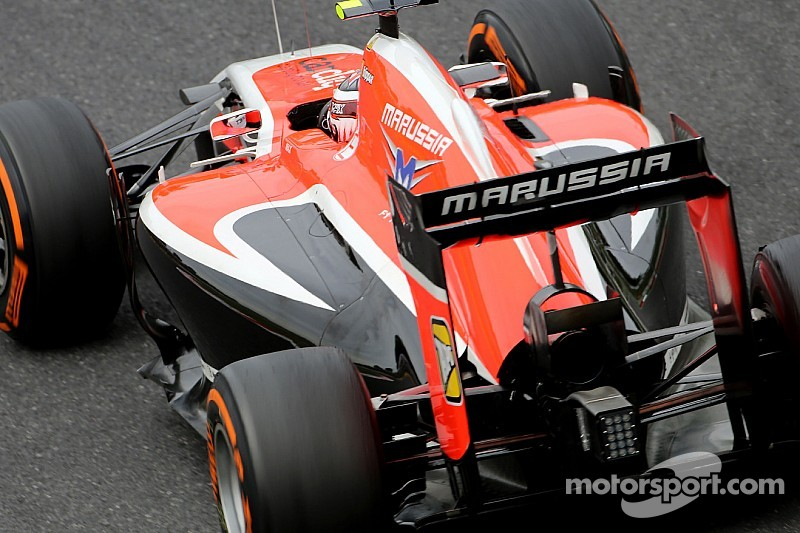 Last hours approach for ailing Marussia