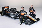 2015 silver Force India revealed