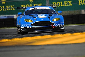 James Davison and Aston take GTD pole for Rolex 24
