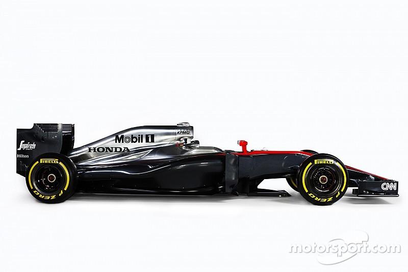 McLaren-Honda begins new era with MP4-30