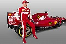 Raikkonen impressed by look of SF15-T