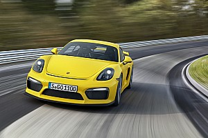 Automotive Breaking news New member of the GT family at Porsche