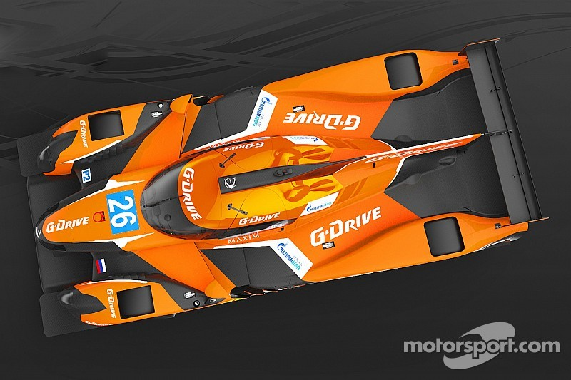 G-Drive Racing enters two Ligier JS P2 for the 2015 FIA WEC