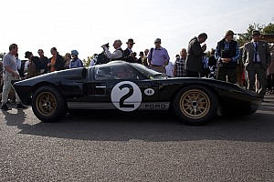 History Breaking news 66 Le Mans-winning P/1046 GT40 undergoes 20-month restoration - video
