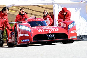 Nissan promotes Mardenborough, Ordonez to LMP1 drives