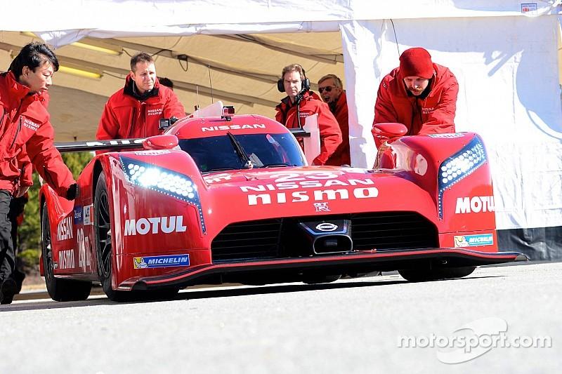 Nissan promotes Mardenborough, Ordonez to LMP1 drives