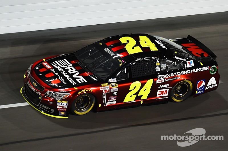 Jeff Gordon Chevrolet >> Gordon not going quietly
