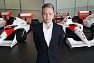 Magnussen no participará en entrenamientos libres en 2015