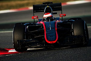 Alonso's running may be compromised on Friday