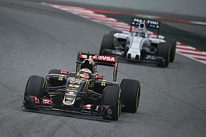 Formula 1 Testing report Barcelona Day 3 testing notebook: More glory for Maldonado