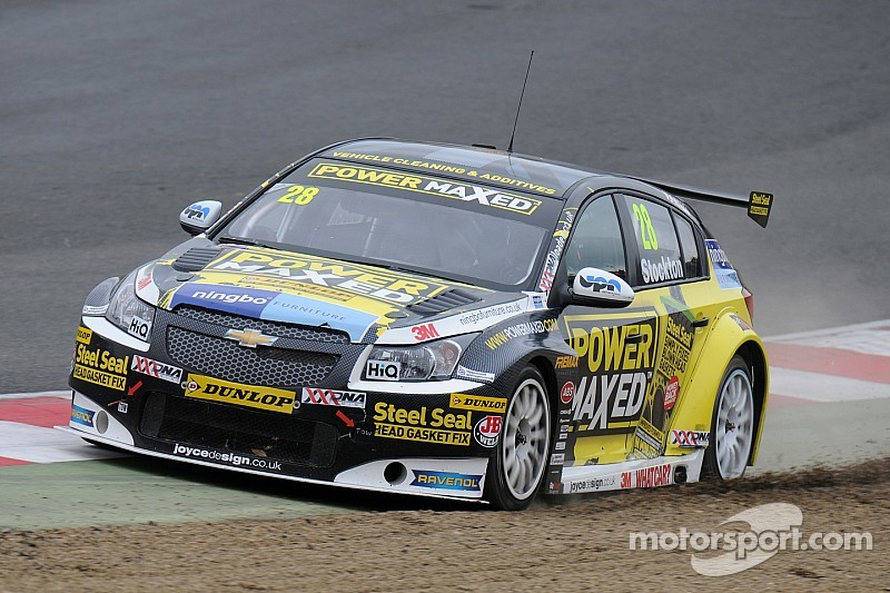 Newsham to race Power Maxed Chevy in 2015